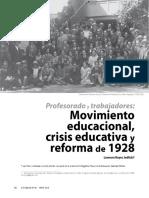 REYES LEONORA_ La reforma educativa de 1928.pdf