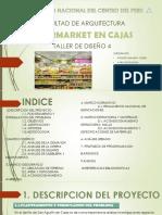 Supermarket en Cajas