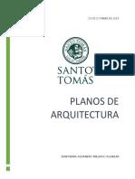Jean Mellado Planos Arquitectonicos