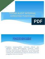 6. TeRencana Audit Mutu Internal