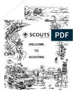 Welcome to Scouting