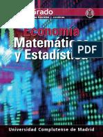 Economía, Matematicas y Estadistica