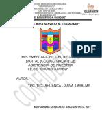Proyecto Registro Digital Ltl