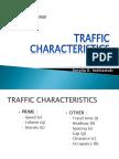 RLL Traffic Characteristic Part1-