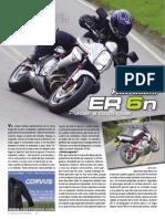 Kawasaki ER6n Ed63