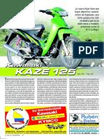Kawasaki Kaze125 Ed52