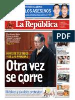 Fujimori Dio 15 Millones a Montesinos