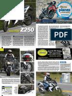 Kawasaki Z250 Ed 124