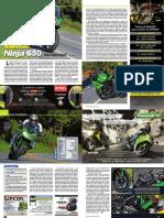 Ninja 650 Revista 113