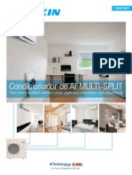 Catalogo Multi Split Daikin