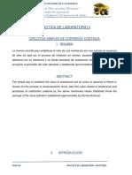 Informe de Resistores