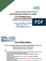 RC-Noida Study Centers
