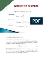 Ecuación Unidimensional y Condiciones de Fronteras.