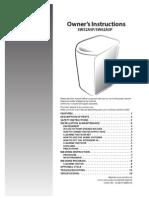 Samsung SW52ASP Manual