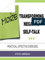 Steve Andreas More Transforming Negative Self-Talk Practical, Effective Exercises
