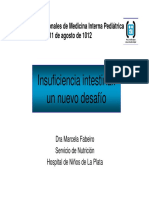 Insuficiencia Intestinal Expo