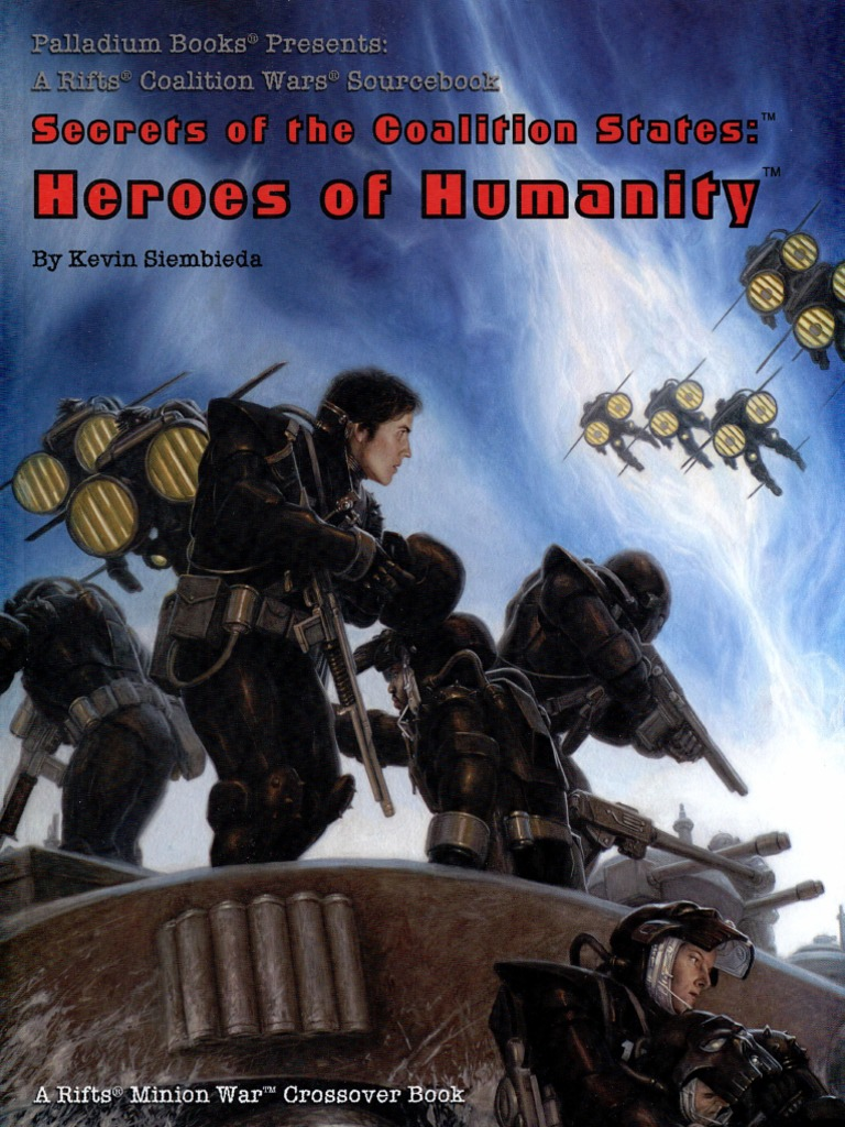Rifts heroes of humanity unrest armed conflict fandeluxe Images