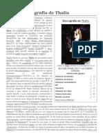 Anexo_Discografía de Thalía - Wikipedia, La Enciclopedia Libre