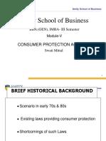 Blconsumer Protection Act 1986module Vi Part A