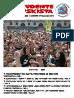 LO STUDENTE TROTSKISTA - Numero 1  2017