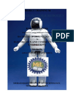 Robotic Report