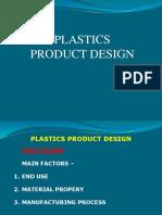 Plastic Product Design.