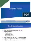 Dividends 2012 13