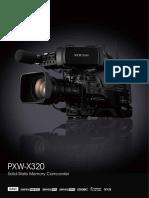 Sony Camera PXW-X320