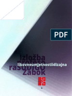 Izložba profesora likovne umjetnosti i dizajna ŠUDIGO Zabok