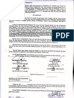 Deed of Donation - Pitong