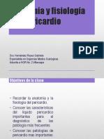 Anatomia y Fisiologia Pericardica 1