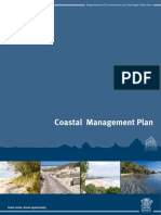 Coastal Management Plan