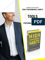 HighPerformanceHabits Tools Prompts