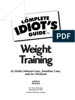 complete idiots guide to weight training.pdf
