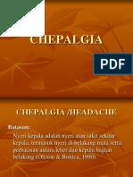 CEPHALGIA / SAKIT KEPALA