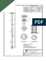 20m High Mast Pole