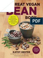 The Great Vegan Bean Book-Kathy Hester