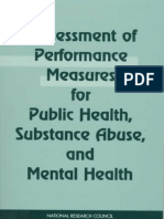 [Panel on Performance Measures and Data for Public(BookSee.org)