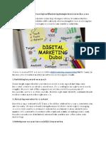 Digital Marketing Company Dubai Best SEO Company in Dubai