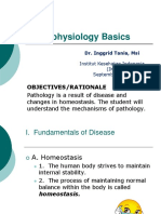 Ppt Pathophysiology Basics