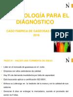 PROIN I - Diagnóstico