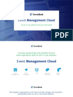 EventBank - Marketing Cloud Presentation CN