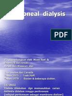 Peritoneal Dialisis