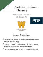 3. Sensors
