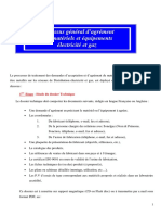 Procedure Acceptation Agrement