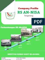 Company Profile Rumah Sakit Annisa Tangerang