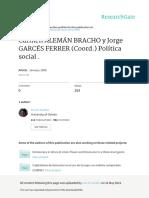 Carmen Aleman Bracho y Jorge Garces Ferrer Coord p