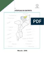 Distrito de Mecula
