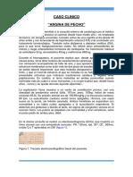 Caso Clinico Angina de Pecho