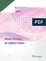 Abord Clinique Du Patient Obese